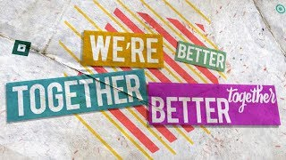 Anthem Lights - Better Together
