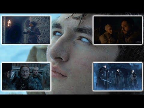 LEAKED! House Stark's Fate In SEASON 8 & Confirmed SPOILERS | Game of Thrones