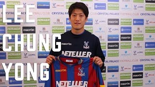 Welcome Lee Chung-yong