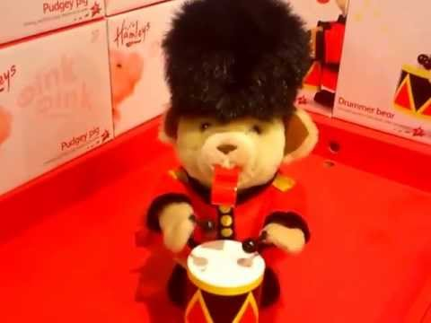 Funny Music Toy in Hamleys London