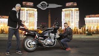 Honda X4 LD бешеный мотоцикл 1.3 литра объема!!