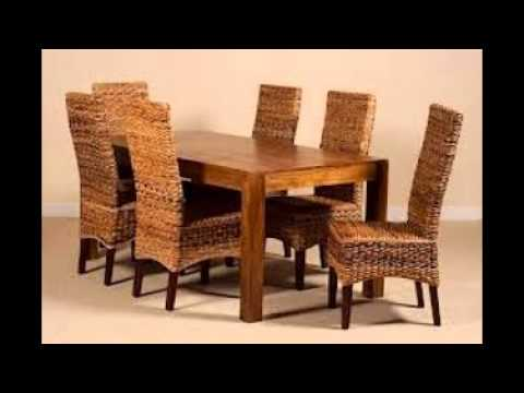 6 seater dining table youtube. Black Bedroom Furniture Sets. Home Design Ideas