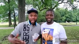 BRONX RIVER FATHER'S DAY BBQ