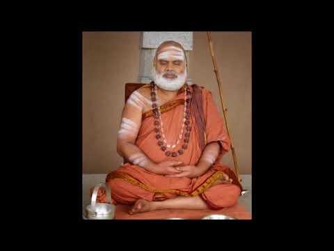 Sringeri Jagadguru Explains Greatness Of Vidyatirtha Mahaswamiji