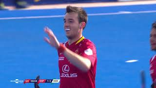 Spain v Germany | Match 5 | Men's FIH Hockey Pro League Highlights