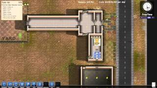 Construction + Prison Architect #2 = Construction Begins