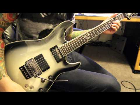 Black Veil Brides - Faithless - Guitar Play through by Jake Pitts