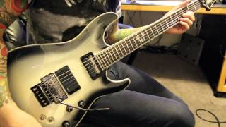 Black Veil Brides - Faithless - Guitar Play through by Jake Pitts Thumbnail