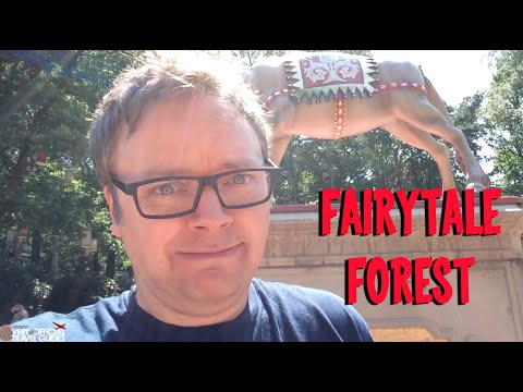 Efteling's Fairy Tale Forest