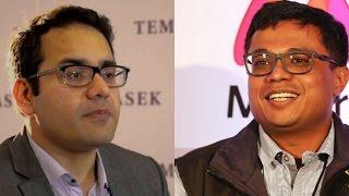 Flipkart's Sachin Bansal & Snapdeal's Kunal Bahl Latest Twitter Battle