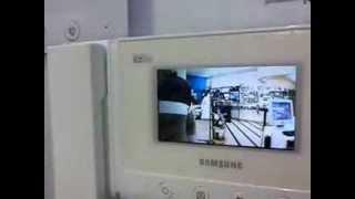 Samsung SHT-3305 Video Intercom