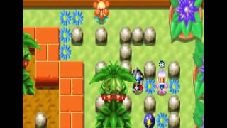 Bomberman Max 2 - Blue Advance (GBA) - Vizzed.com Play