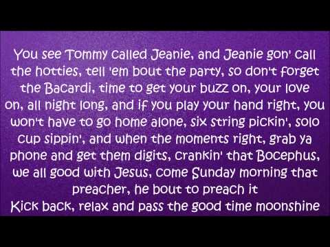 It'z Just What We Do - Florida Georgia Line Lyrics