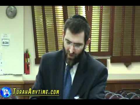 Rabbi Mordechai Kraft - How to Control the Anger Within Us