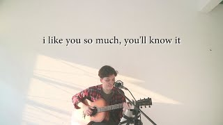 Download Lagu I like you So Much, You'll Know It - Ysabelle Cuevas (Fbrian Surya Cover) mp3