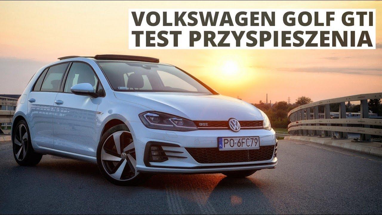 volkswagen golf gti 2 0 tsi 245 km at acceleration 0 100 km h rh youtube com