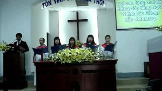 CA KHEN ƠN GIÊ-XU- HTTL THANH ĐA 22042012