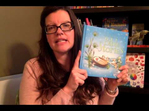 Usborne Bibles & Bible Story Books--Which one is best for my child?