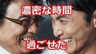平幹二朗さん、亡くなる前夜に孫と対面 長男・岳大明かす 告別式に60...