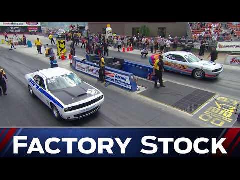 2018 Summit Racing Equipment Nationals Factory Stock Showdown winner Joseph Welch
