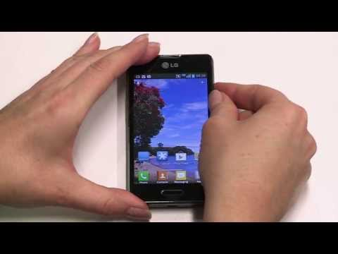 Getting started with your LG Optimus L3 II