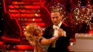 Matt Goss American Smooths to Winter Wonderland - Strictly Come Dancing Christmas Special 2013 - BBC