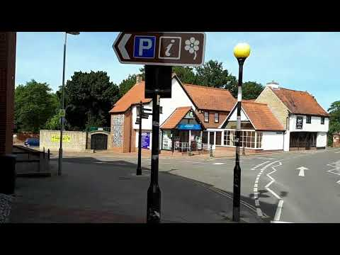 Thetford Town Centre June 2018