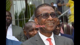 Youssou Ndour rend hommage à Mamoudou Ibra Kane et Alassane Samba Diop