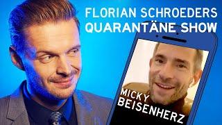 Die Corona-Quarantäne-Show vom 30.03.2020 mit Florian & Micky