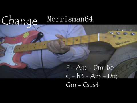 Main ingriedent i don t want to be lonely guitar lesson