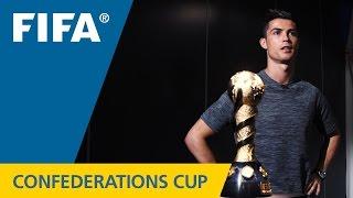 Ronaldo gets a trophy surprise