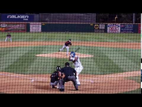 RHP Lake Bachar vs. Rancho Cucamonga (8/24/16)