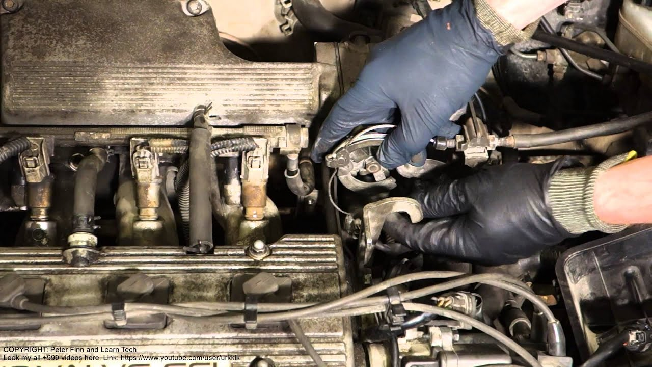 How To Fix Issue With Kick Down Toyota Automatic Gearbox Years 1990 1992 4runner Headlight 2002