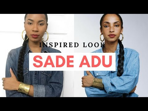 2018 LAST MINUTE DIY HALLOWEEN COSTUME IDEA | SADE ADU INSPIRED LOOK Mp3