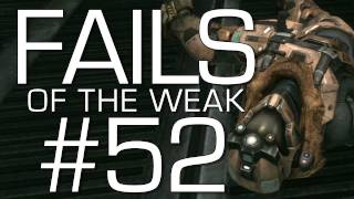 Fails of the Weak: Ep. 52 - Funny Halo 4 Bloopers and Screw Ups! | Rooster Teeth