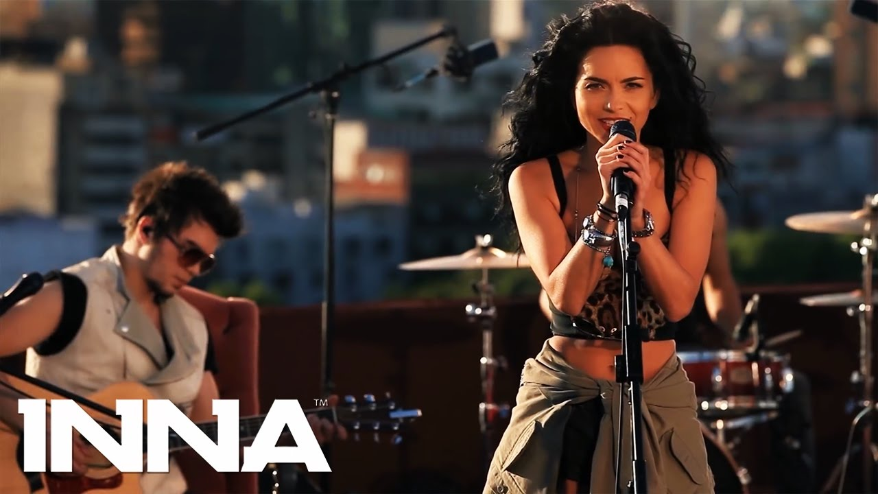 Download INNA - Caliente   Rock the Roof @ Mexico City