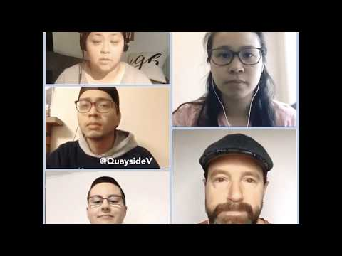 Send My Love (to Your New Lover) - Adele (Quayside Cover, A Cappella)