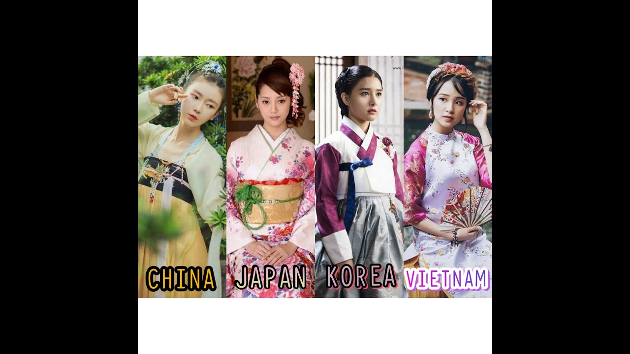 14 Differences Between Japanese Women & Chinese Women
