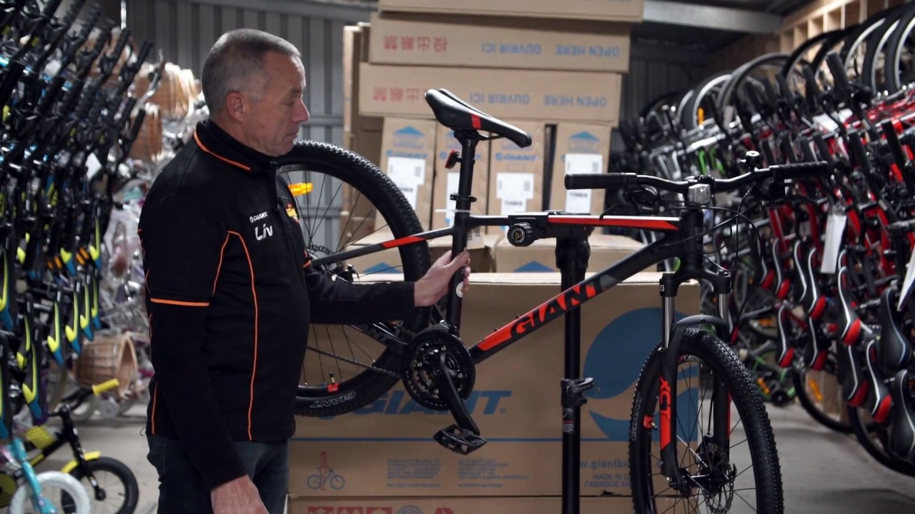 df62d091b5d Giant ATX 2 2018 Mountain Bike - YouTube