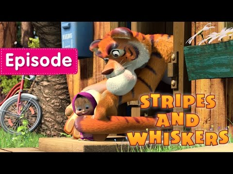 Thumbnail: Masha and The Bear - Strips and Whiskers (Episode 20)