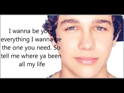 Austin Mahone-Say you're just a friend (LYRICS) (KEEP ANNOTATIONS ON)