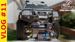 Unboxing Runva 10DB EWS10000 Twin Motor Competition Winch
