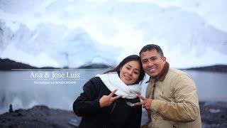 Ana y Jose Luis PreBoda Huaraz - Bodas Imagen Urbana
