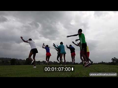 Ethiopia - High altitude Training for running