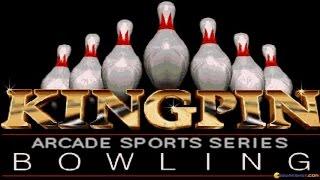 King Pin Arcade Sports Bowling gameplay (PC Game, 1995)