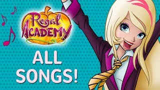 Regal Academy | Season 1 - All songs!