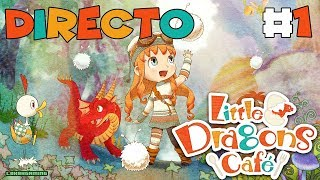 Vídeo Little Dragons Cafe