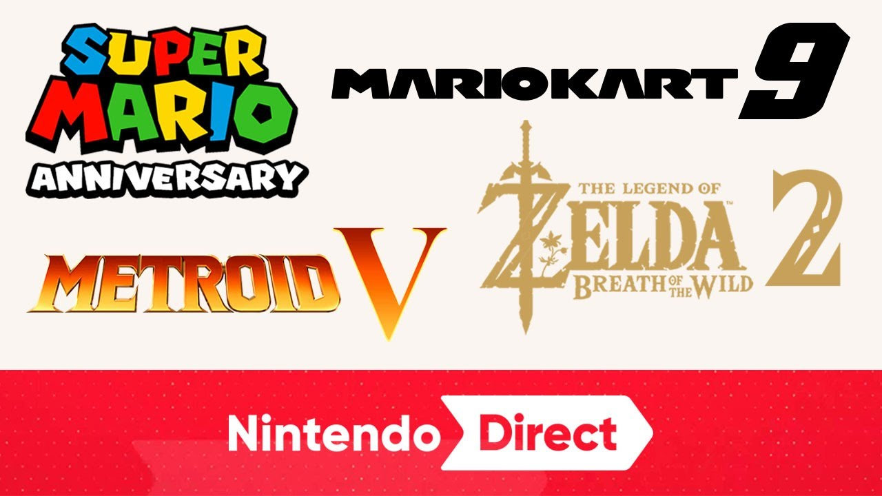 Nintendo Direct Happening THIS MONTH?! NEW Information Surfaces [Rumor]