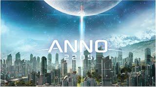 Anno 2205 - Кинематографический трейлер - E3 2015 [RU]
