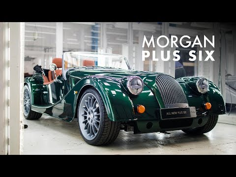 New Morgan Plus Six: Packing BMW Z4/Supra Power | Carfection 4K